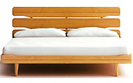 Greenington Currant Solid Bamboo King Platform Bed