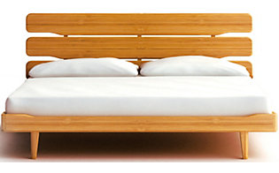 Greenington Currant Solid Bamboo King Bed