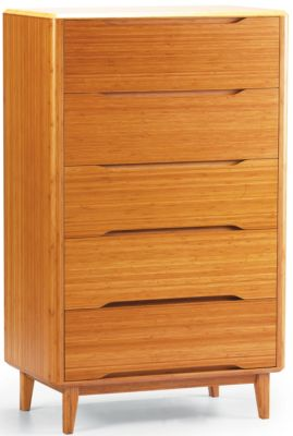 Greenington Currant Solid Bamboo Chest