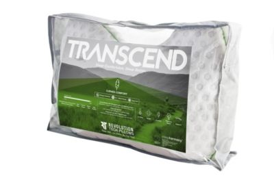 Glideaway Transcend Combo Curved Queen Pillow
