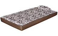 Glideaway Jubilee Camo Twin Mattress with Free Pillow