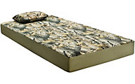 Glideaway Jubilee Deep Woods Full Mattress with Free Pillow
