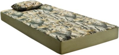 Glideaway Jubilee Deep Woods Mattress with Free Pillow