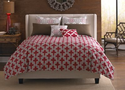 Hallmart Sinbad 6-Piece Queen Duvet Set
