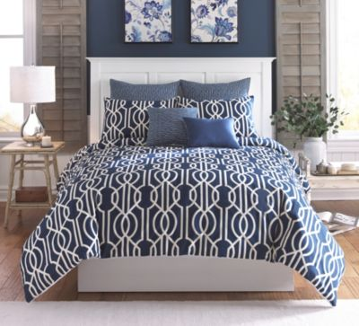 Hallmart Fazio 6-Piece Queen Duvet Set