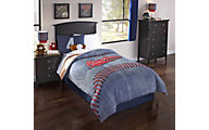 Hallmart Home Run 6-Piece Full Comforter Set