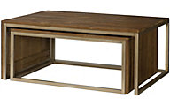 Hammary Furniture Flashback Coffee Table