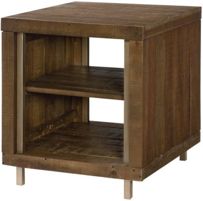 Hammary Furniture Flashback End Table