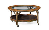 Hammary Furniture Mercantile Round Coffee Table