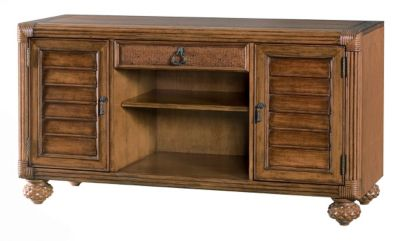 Hammary Furniture Grand Isle Entertainment Console