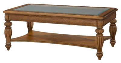 Hammary Furniture Grand Isle Coffee Table