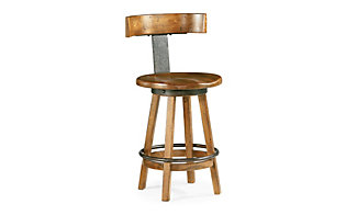 Hammary Furniture Americana Home Counter Swivel Stool