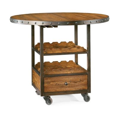 Hammary Furniture Americana Home Counter Table