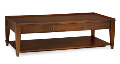 Hammary Furniture Sunset Valley 66-Inch Coffee Table