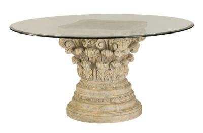 Hammary Furniture Boutique Pedestal Table