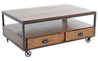 Hammary Furniture Baja Storage Coffee Table