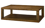 Hammary Furniture Flashback Rectangle Coffee Table
