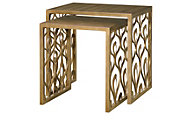 Hammary Furniture Bob Mackie Nesting Table