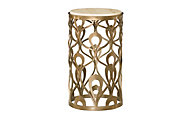 Hammary Furniture Bob Mackie End Table
