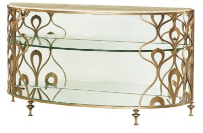 Hammary Furniture Bob Mackie Sofa Table