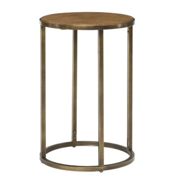 Hammary Furniture Soho Round End Table