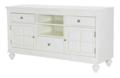 Hammary Furniture Lynn Haven 56-Inch Entertainment Console