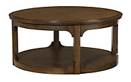 Hammary Furniture Facet Round Coffee Table