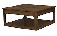 Hammary Furniture Facet Lift-Top Coffee Table