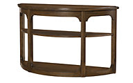 Hammary Furniture Facet Sofa Table