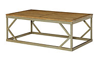 Hammary Furniture Modern Theory Coffee Table