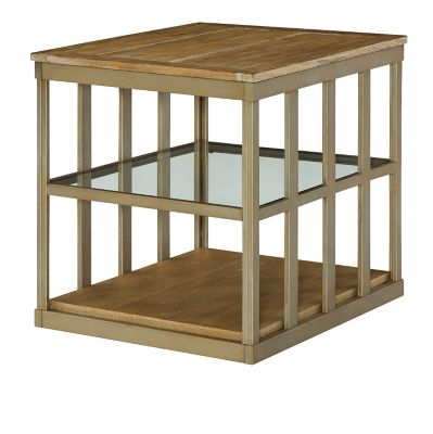 Hammary Furniture Modern Theory End Table