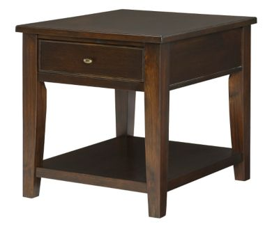 Hammary Furniture Bouldevard End Table