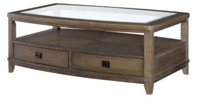 Hammary Furniture Park Studio Coffee Table