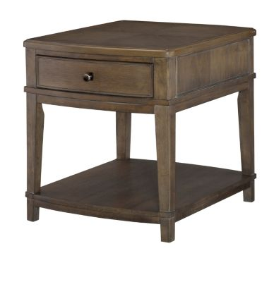 Hammary Furniture Park Studio End Table