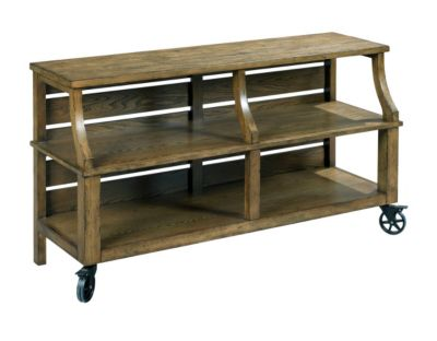Hammary Furniture Elm Ridge Entertainment Console