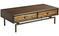 Hammary Furniture Zodiac Drawer Coffee Table