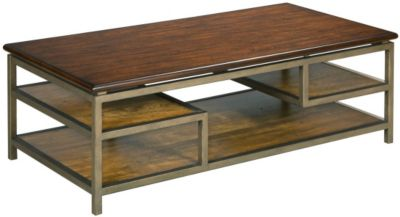 Hammary Furniture Zodiac Coffee Table