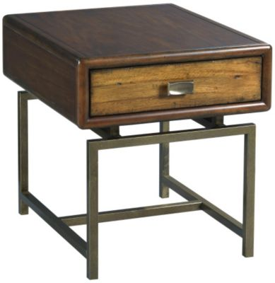 Hammary Furniture Zodiac Drawer End Table