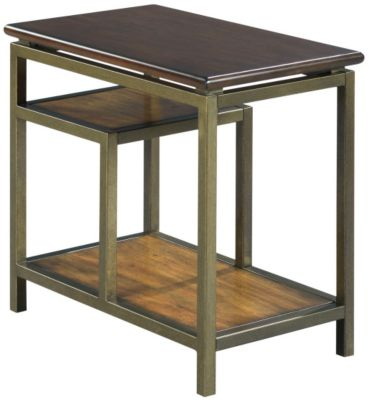 Hammary Furniture Zodiac Chairside Table