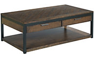 Hammary Furniture Franklin Drawer Coffee Table