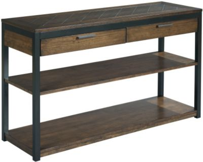Hammary Furniture Franklin Sofa Table