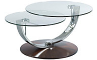 Hammary Furniture Pivot Round Coffee Table