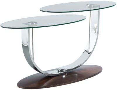 Hammary Furniture Pivot Sofa Table