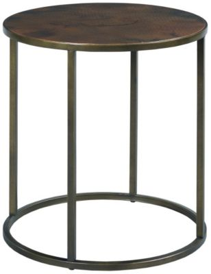 Hammary Furniture Sanford Round End Table
