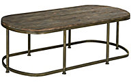 Hammary Furniture Leone Oval Coffee Table