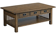 Hammary Furniture Canyon II Coffee Table