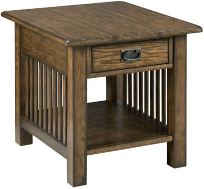 Hammary Furniture Canyon II End Table
