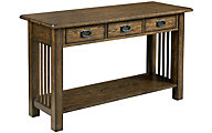 Hammary Furniture Canyon II Sofa Table