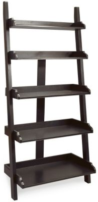 Hammary Furniture Camden Black Bookcase