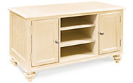Hammary Furniture Camden Cream 48-Inch Entertainment Console